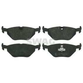 2001 BMW E46 320d 2.0 Brake Pad Set, disc brake 20 91 6196