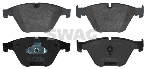 SWAG  20 91 6899 Bremsbelagsatz, Scheibenbremse Breite: 68,5mm, Dicke/Stärke 1: 19,5mm