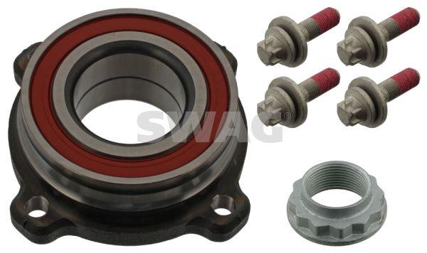 SWAG  20 93 7810 Radlagersatz Ø: 80,0mm, Innendurchmesser: 45,0mm