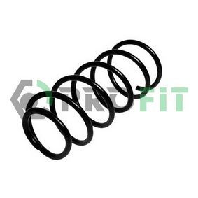 Coil Spring with OEM Number 96535004