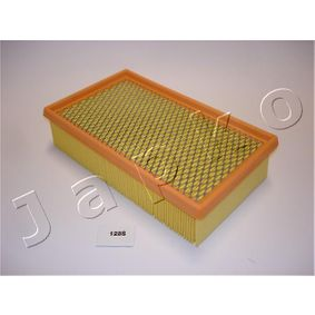 Air Filter Length: 237,4mm, Width: 140,4mm, Height: 58mm, Length: 237,4mm with OEM Number 16552AY900