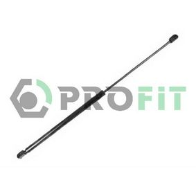 Muelle neumático, maletero / compartimento de carga Long.: 584mm, Carrera: 240mm con OEM número 1Z5 827 550 C