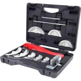 KS TOOLS Conjunto de ferramentas de flexão de tubos 203.1400