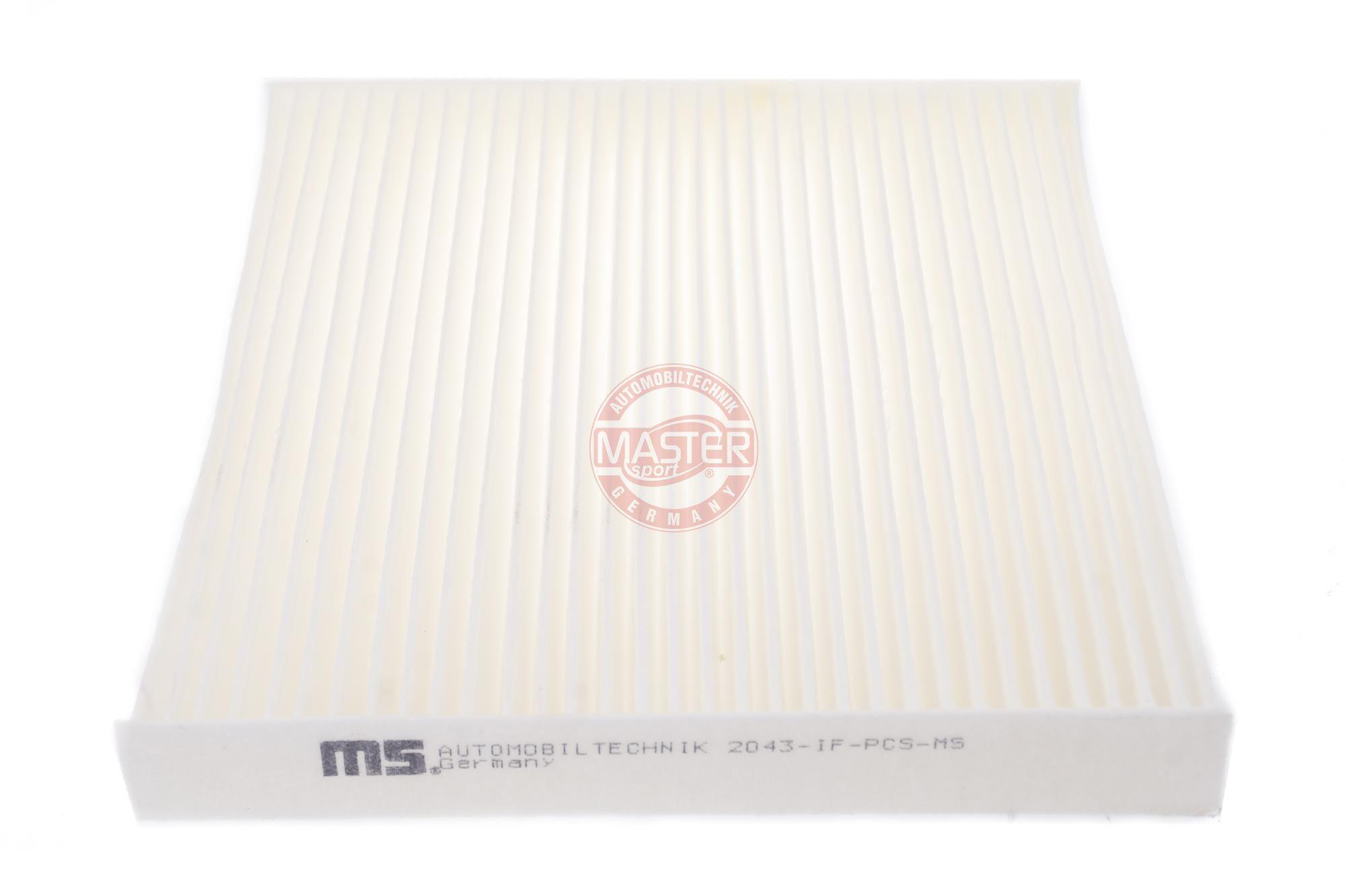 Innenraumfilter 2043-IF-PCS-MS MASTER-SPORT 420020430 in Original Qualität