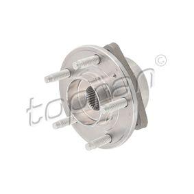 Wheel Hub Ø: 146mm with OEM Number 13502829