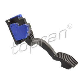 Accelerator Pedal Kit 208 745 Corsa Mk3 (D) (S07) 1.4 MY 2014