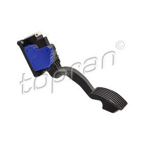 Accelerator Pedal Kit 208 746 Corsa Mk3 (D) (S07) 1.4 MY 2012