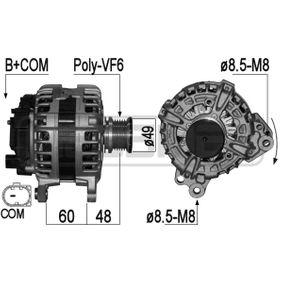 Lichtmaschine mit OEM-Nummer 04L 903 024 S