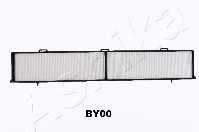 ASHIKA  21-BY-BY00 Filter, Innenraumluft Länge: 810, 830mm, Breite: 130mm, Höhe: 20mm