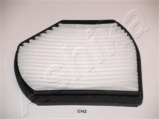 ASHIKA  21-CH-CH2 Filter, Innenraumluft Länge: 261mm, Breite: 198mm, Höhe: 53mm
