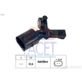 Sensor, Raddrehzahl mit OEM-Nummer WHT003863