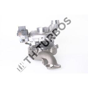 Turbocompresor, sobrealimentación con OEM número 6420901086