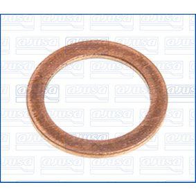 Ölablaßschraube Dichtung Dicke/Stärke: 1mm, Innendurchmesser: 12,5mm mit OEM-Nummer 007603012110