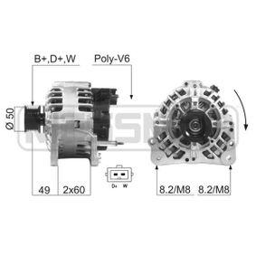 Lichtmaschine mit OEM-Nummer 028903028G