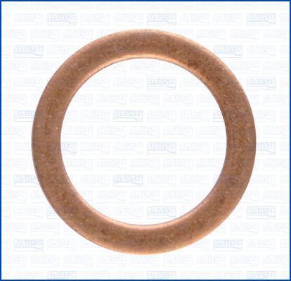 AJUSA  21033500 Ölablaßschraube Dichtung Ø: 17mm, Dicke/Stärke: 1,5mm, Innendurchmesser: 12,50mm