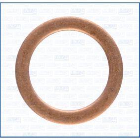 Ölablaßschraube Dichtung Ø: 17mm, Dicke/Stärke: 1,5mm, Innendurchmesser: 12,50mm mit OEM-Nummer 20 91 049
