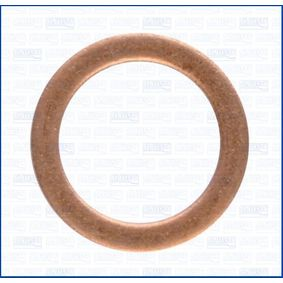 Seal, oil drain plug Ø: 17mm, Thickness: 1,5mm, Inner Diameter: 12,50mm with OEM Number 11081452