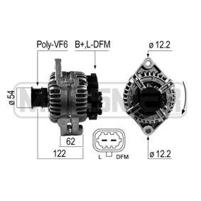 Lichtmaschine mit OEM-Nummer 13 308 508 CY