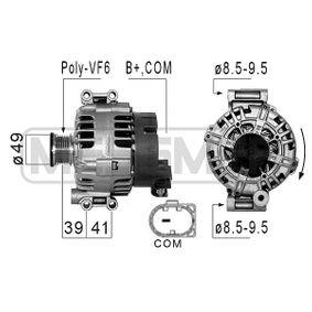 Lichtmaschine mit OEM-Nummer 12317522962