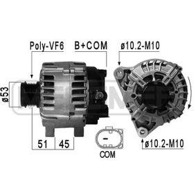 Generator mit OEM-Nummer AV6N10300GC