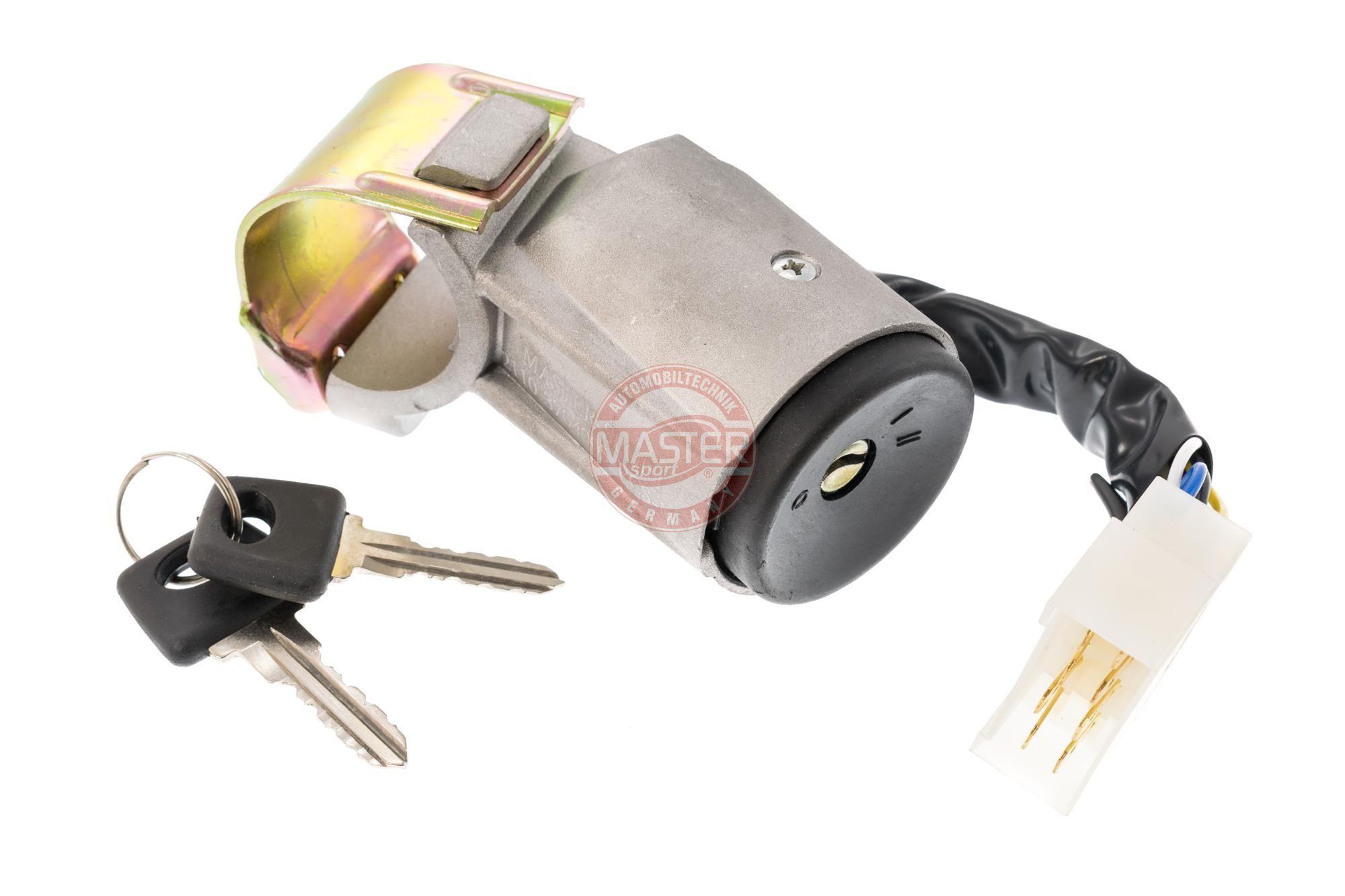 Ignition- / Starter Switch 2110-3704005-PCS-MS MASTER-SPORT 2110-3704005-PCS-MS original quality