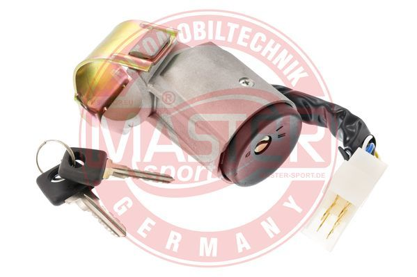 Ignition- / Starter Switch MASTER-SPORT 2110-3704005-PCS-MS rating