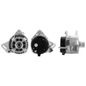 Lichtmaschine Rippenanzahl: 6 mit OEM-Nummer 028903025P