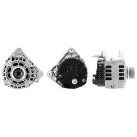 Lichtmaschine Rippenanzahl: 6 mit OEM-Nummer 038903018A