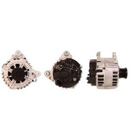 Lichtmaschine Rippenanzahl: 6 mit OEM-Nummer 04L 903 024 S