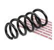OEM Coil Spring KAMOKA 9222120 for CHEVROLET