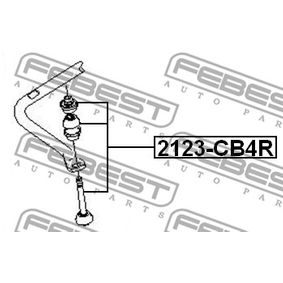 FEBEST 2123-CB4R Bewertung
