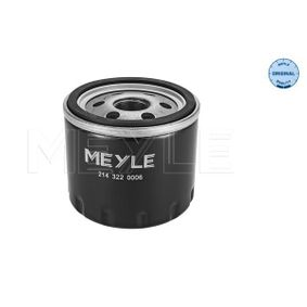 Oil Filter Ø: 76,5mm, Height: 64mm with OEM Number 46796687