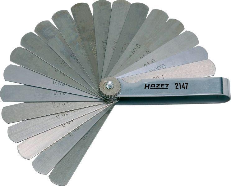 Fühlerlehre 2147 HAZET 2147 in Original Qualität
