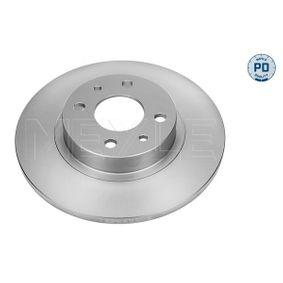 Brake Disc 215 521 2002/PD PUNTO (188) 1.2 16V 80 MY 2006
