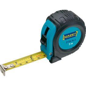 HAZET Fita métrica 2154N-3