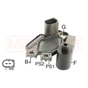 Alternator Regulator with OEM Number 06B 903 803