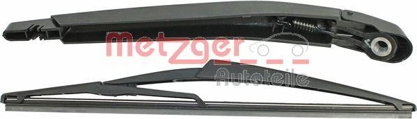 METZGER  2190284 Brazo del limpiaparabrisas, lavado de parabrisas