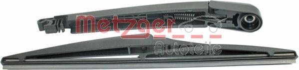 METZGER  2190384 Wiper Arm, windscreen washer
