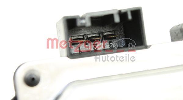 Window Wiper Motor METZGER 2190658 4250032688202