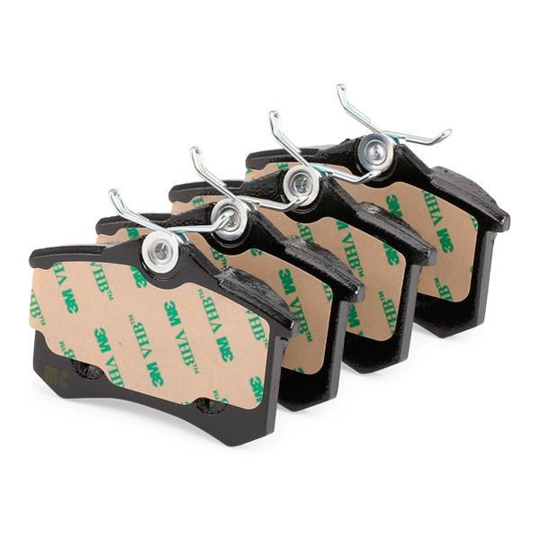 Disk Pads METELLI 22-0100-2 2212192645780