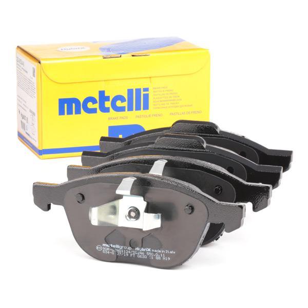 Bremsklötze METELLI D1230 Erfahrung
