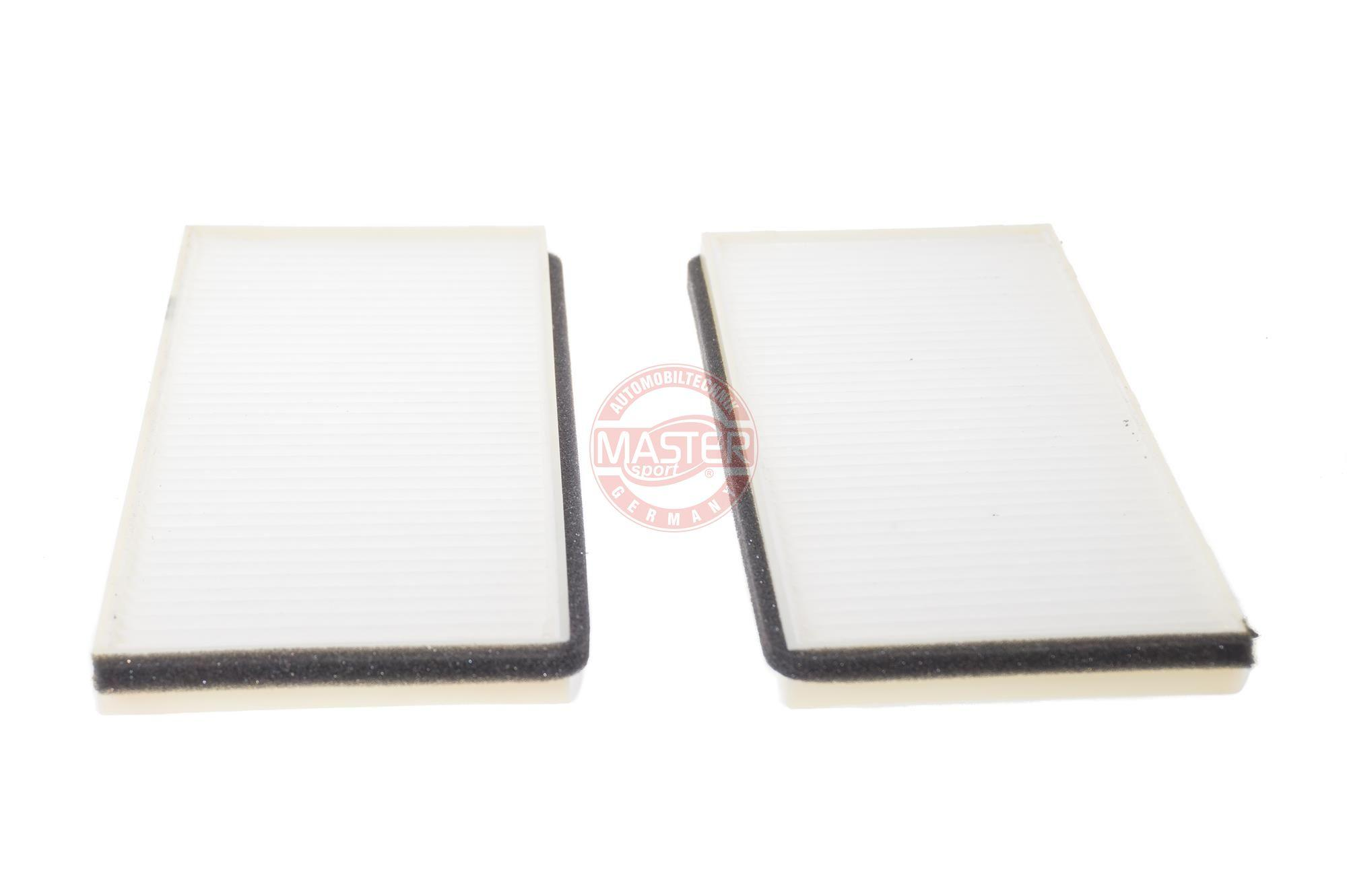 Innenraumfilter 22002-2-IF-SET-MS MASTER-SPORT 420220021 in Original Qualität