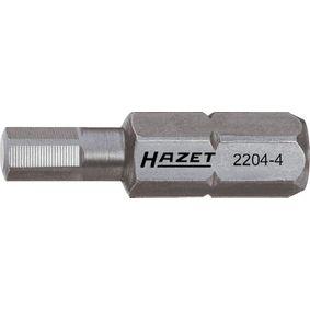 HAZET Screwdriver Bit 2204-4