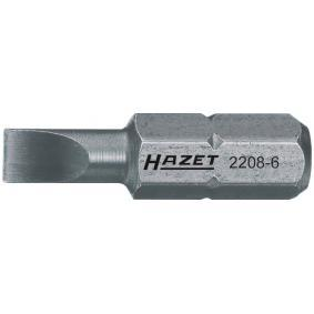 HAZET Screwdriver Bit 2208-6