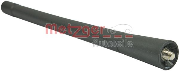 METZGER  2210000 Antena Combinación radio/teléfono, Varilla