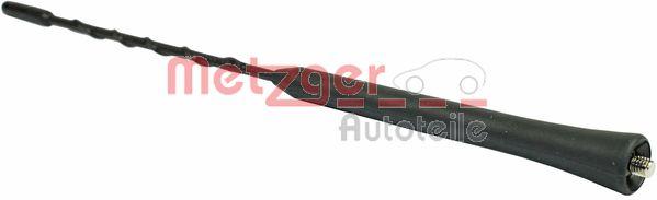 METZGER  2210008 Antena Combinación radio/teléfono, Varilla