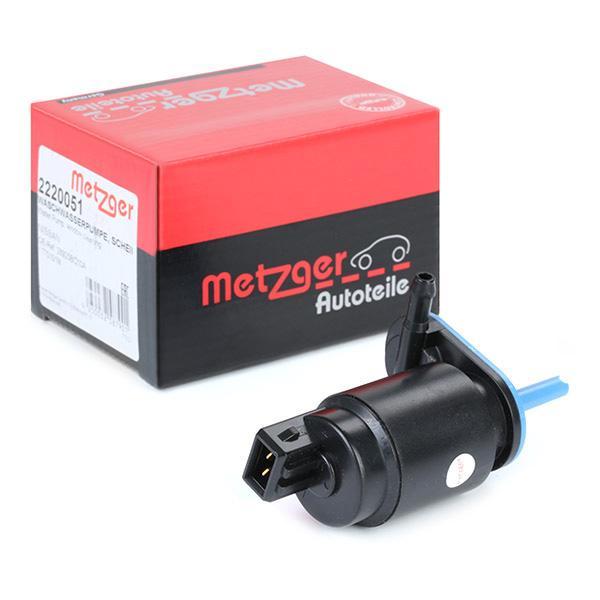 Spritzwasserpumpe METZGER 2220051 Erfahrung