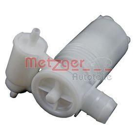 Water Pump, window cleaning 2220072 JUKE (F15) 1.6 DIG-T 4x4 MY 2021