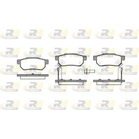 Комплект спирачно феродо, дискови спирачки височина: 35,3мм, дебелина: 13мм с ОЕМ-номер GBP90316AF