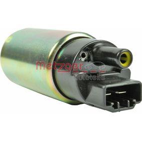 Kraftstoffpumpe Druck [bar]: 3,5bar mit OEM-Nummer 8-97163-248-1